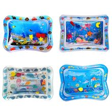 Playmat-Cushion Baby Inflatable Water-Play-Mat Toddlers Infant Kids PVC for Promote Hand-Eye