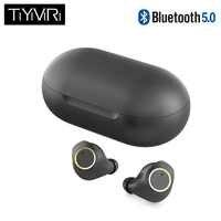 TiYiViRi TP01 Bluetooth 5,0 Drahtlose Ohrhörer Touch Control Kopfhörer Wahre wireless stereo Gaming Noise cancelling IPX5 Wasserdicht
