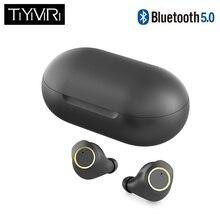 TiYiViRi TWS Bluetooth 5.0 Wireless Earbuds Touch Control Earphone True wireless