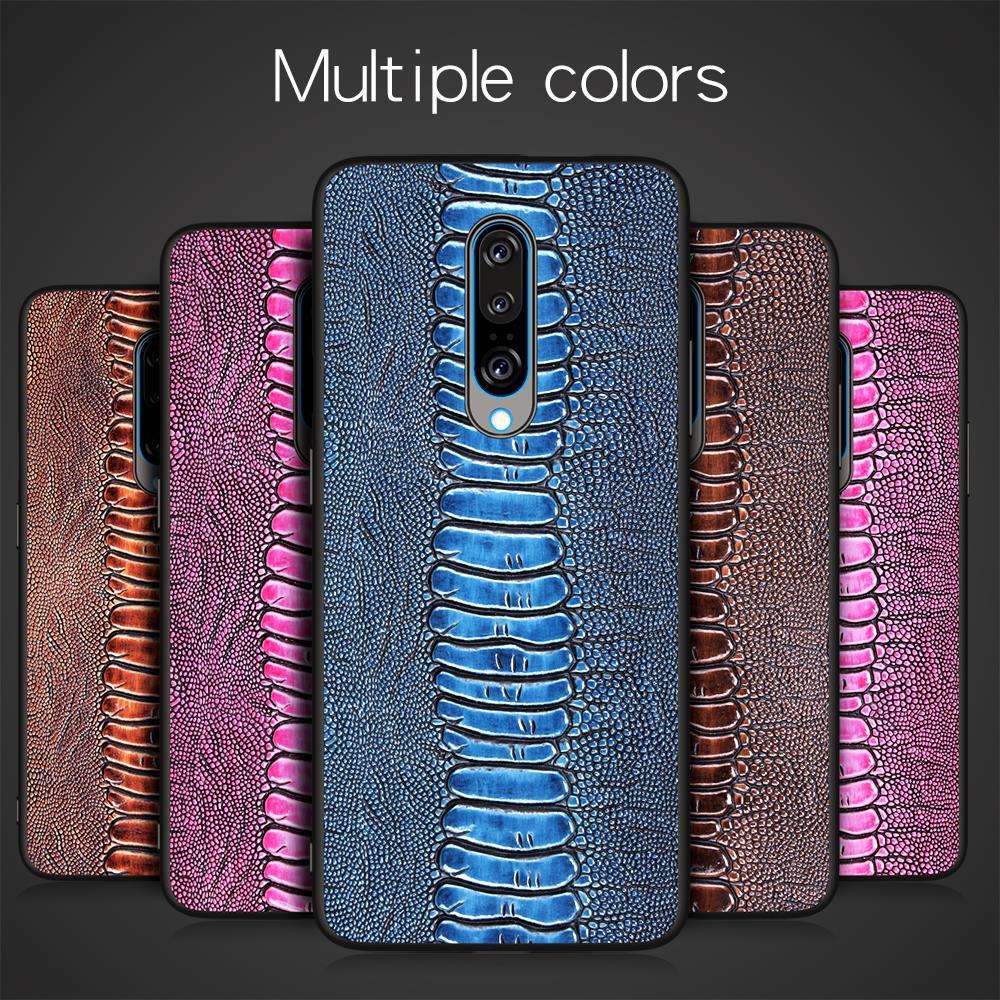 Natural Genuine Leather Skin Shockproof Phone Case Cover On For Xiaomi MI 9T Pro 9 SE Mi9 Mi9t t Global 6/8 64/128/256 GB Bumper(China)