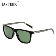 JASPEER Square Polarized Sunglasses Men Women Mirror Lens Sun Glasses Male Driving Goggle Glasses UV400 Eyewear цена 2017