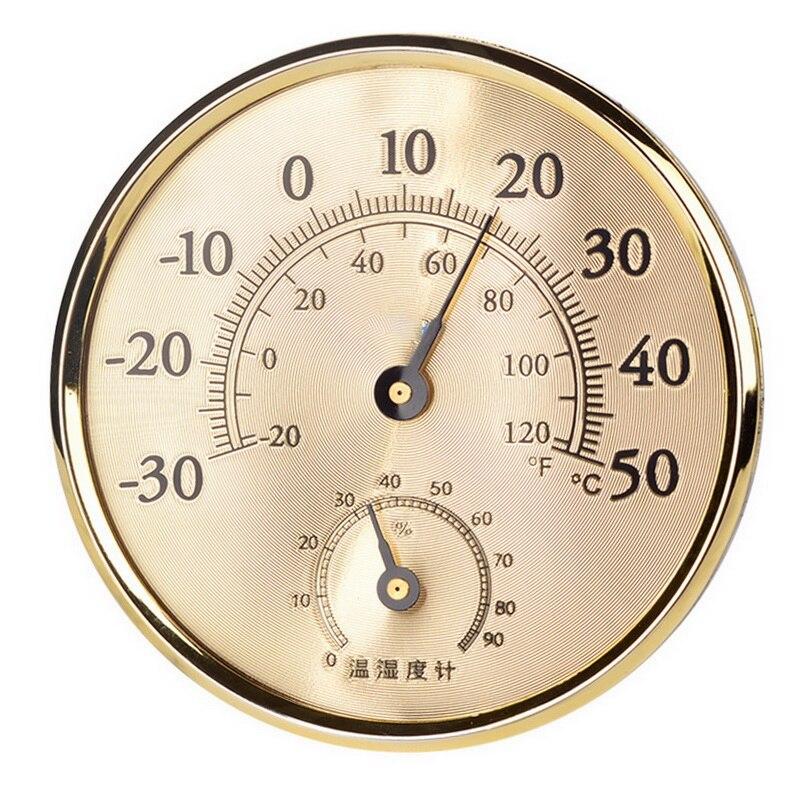Настенный домашний барометр, термометр, гигрометр, метеостанция, подвесной монитор для спальни, гостиной, офиса, школы