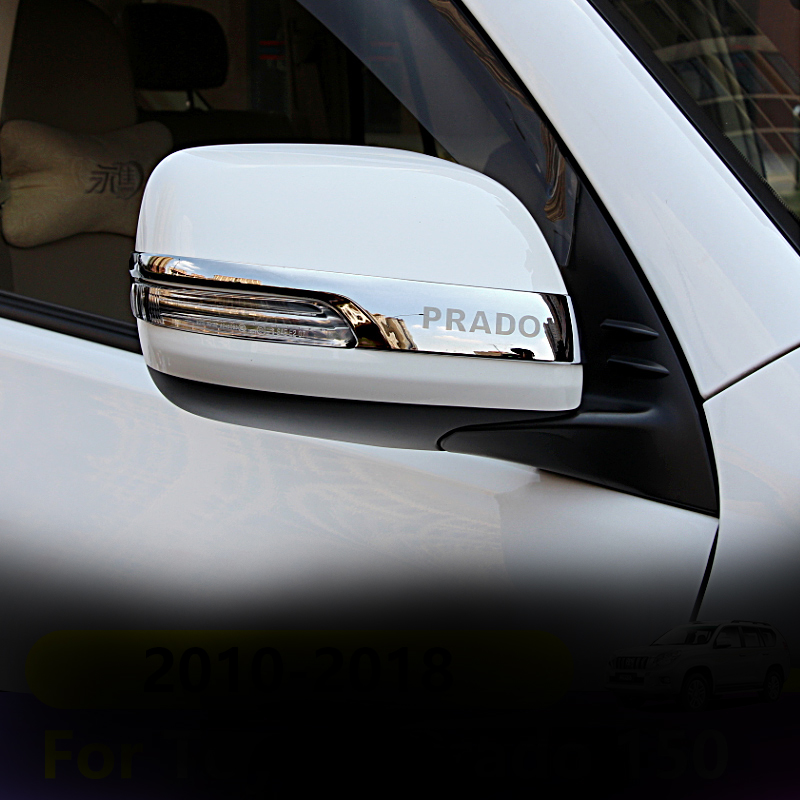 Toyota Landcruiser VDJ200 Series 2012-2015 Door Mirror Black 7 Pins-LEFT
