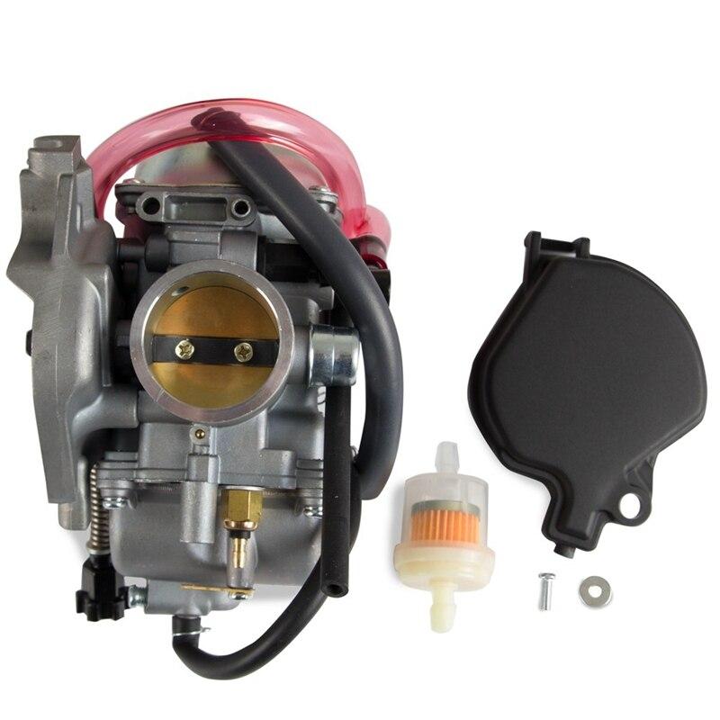 Carb // Carburetor Repair Kit 2002-2005 LT-A500F Suzuki Vinson 500