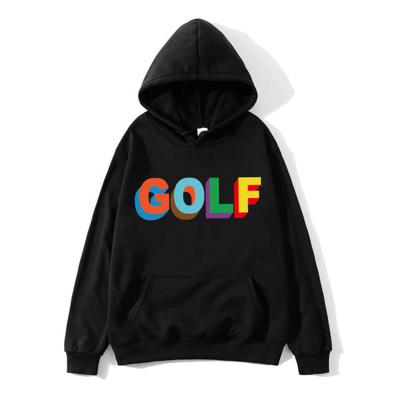 Golfed Wang Sk New 90th Tyler The Creator OFWGKTA Skate Frank Ocean Harajuku Men Hoodies Sweatshirts Women Unisex Autumn JA293