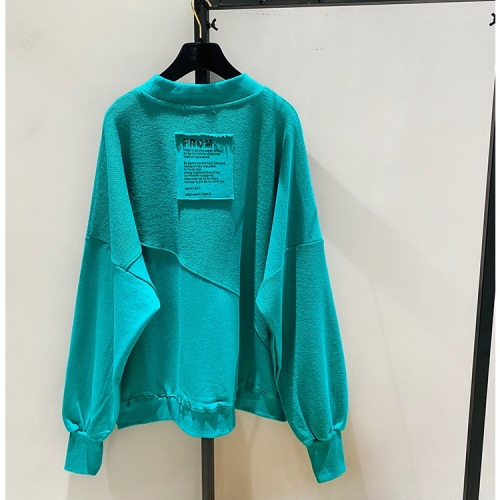 2021 New Spring Autumn Loose Korean Style Loose Women Top Cotton Ins Hoodie Round Neck Simple Pullover Sweatshirt 7
