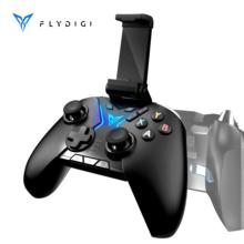 Original Flydigi Apex Esports Bluetooth pubg mobile Wireless Gaming Controller with holder