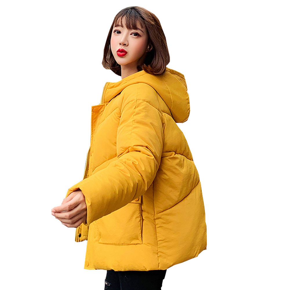 Hot sale Hooded With Fur Velvet Fashion   Parka   2019 new big winter clothes coat pocket down jacket 601