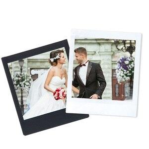 Image 4 - Brand New 10PCS/30PCS Fujifilm Instax Quadrato Bianco Bordo Nero Film Carta Fotografica per Instax SQ10 SQ6 macchina Fotografica istantanea