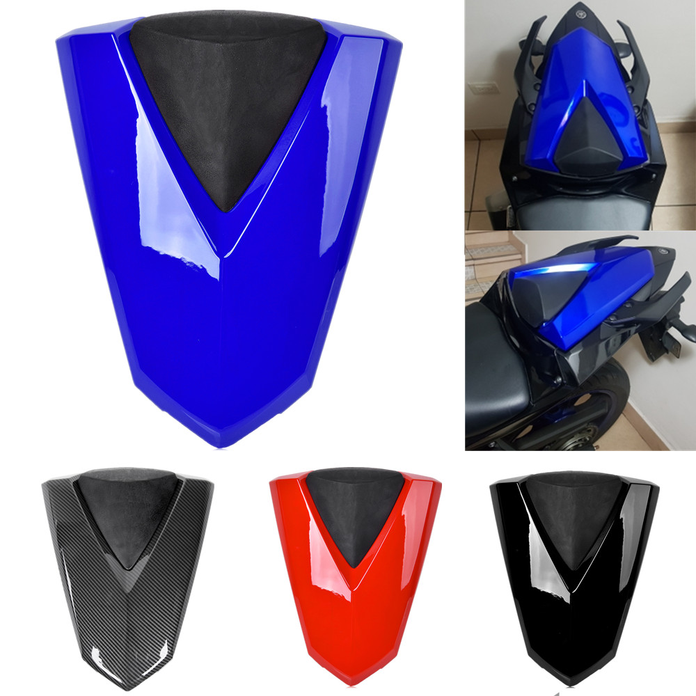 For Yamaha YZF R25 R3 YZF-R3 YZFR25 2013-2018 MT-03 MT03 2014 Motorcycle Pillion Passenger Rear Seat Cover Solo Fairing Cowl