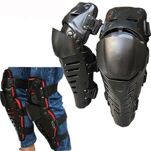 1 Pair Motorcycle Knee Pads Pr