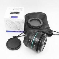 Lens New Green Circle 35Mm Apps-C Cctv Camera Lens For Sony Nex Camera Nex-6 Nex-5R Nex-F3 Standard Zoom