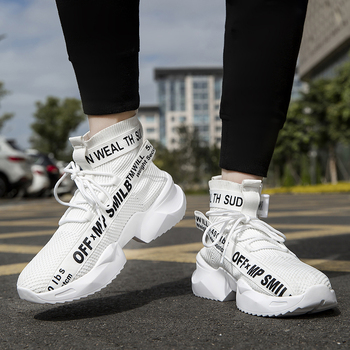 Shoes men Sneakers Male off white Shoes Speed Knit Original Luxury Trainer Sneakers Race Mens