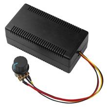цена на 12V 24V 48V DC Motor Speed Controller Regulator DC Motor Speed Control PWM 9-50V 40A 2000W MAX HHO RC Controller