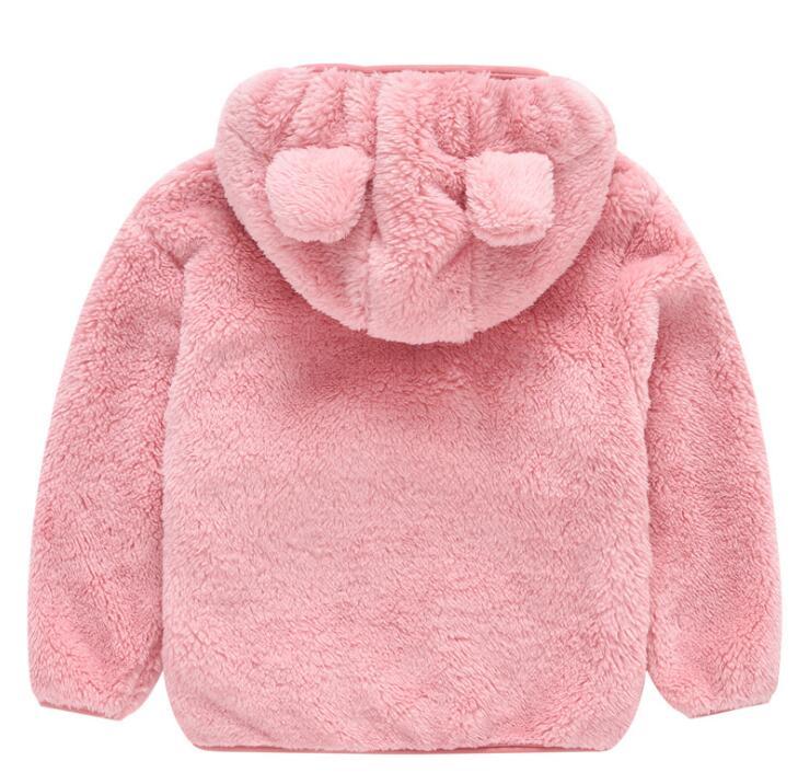 e mulheres do bebe cor solida jaqueta 03