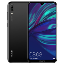 Global Firmware Huawe Enjoy 9 Y7 2019 mobile phone 6.26 inch