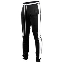 2020 New Mens Joggers Casual Pants fashion Fitness Men Sportswear Tracksuit Bottoms Skinny Sweatpants Trousers Jogger Track Pant mens joggers casual pants fitness men sportswear tracksuit bottoms man skinny sweatpants trousers male gyms jogger track pants