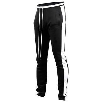 2020 New Mens Joggers Casual Pants fashion Fitness Men Sportswear Tracksuit Bottoms Skinny Sweatpants Trousers Jogger Track Pant
