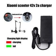 42v 2a menor preço scooter elétrico carregador adaptador para xiaomi mijia m365 ninebot es1 es2 scooter elétrico acessórios carregador