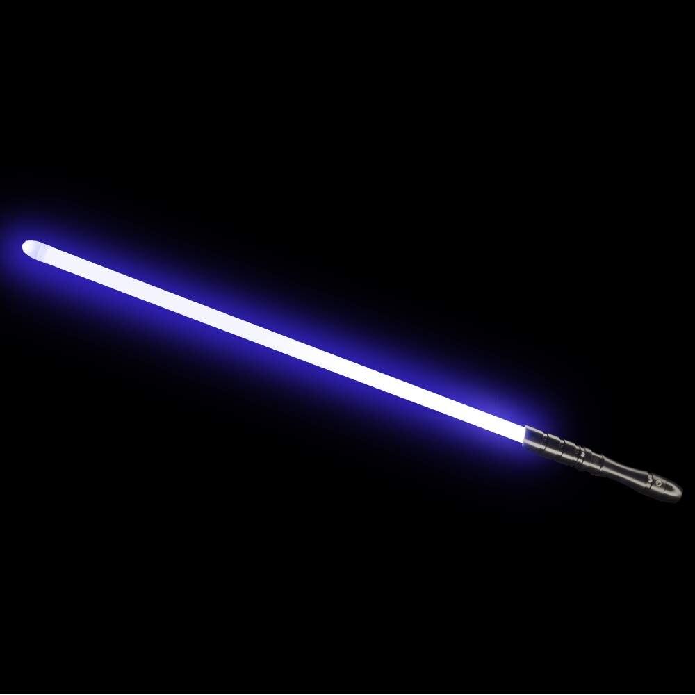 Sabre Laser rvb LED épée jouet poignée en métal Cosplay sabre lumineux garçon Gril Espadaes étoile jouet Laser clignotant enfants sabre lumineux