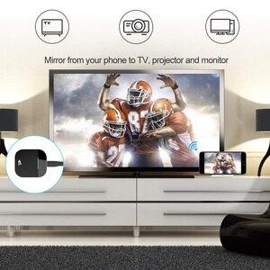 Image 4 - Nuovo WiFi Display Dongle 4K HDMI Wireless Display Adattatore 5G WiFi Display del Ricevitore per la TV Del Proiettore Monitor Senza Fili dispositivi HDMI