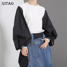 Shirt pasuje XITAO koreański