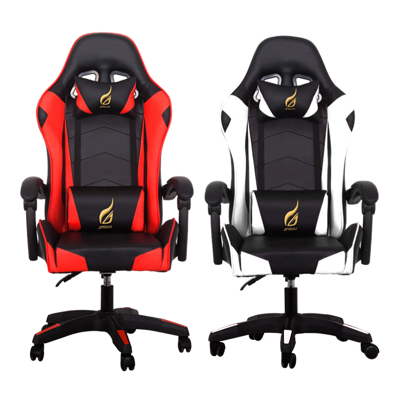 Free Shipping}Computer Chair Home Lift Office Seat Internet Cafes Athletic LOL Seat Of Racing Car Anchor Chair Game Gaming Chair