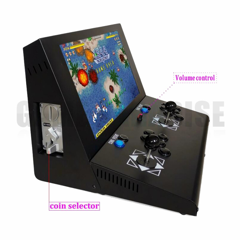 15/19 inch LCD  2448 in 1 Retro Games Pandora 3D Coin-Operated arcade Game Machine 1