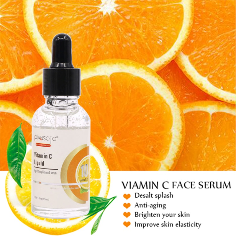 New Natural Vitamin-C Essence Lotion Face Moisturizing Serum Lifting Firming Nourish Whitening Essential Cream Face Care Product
