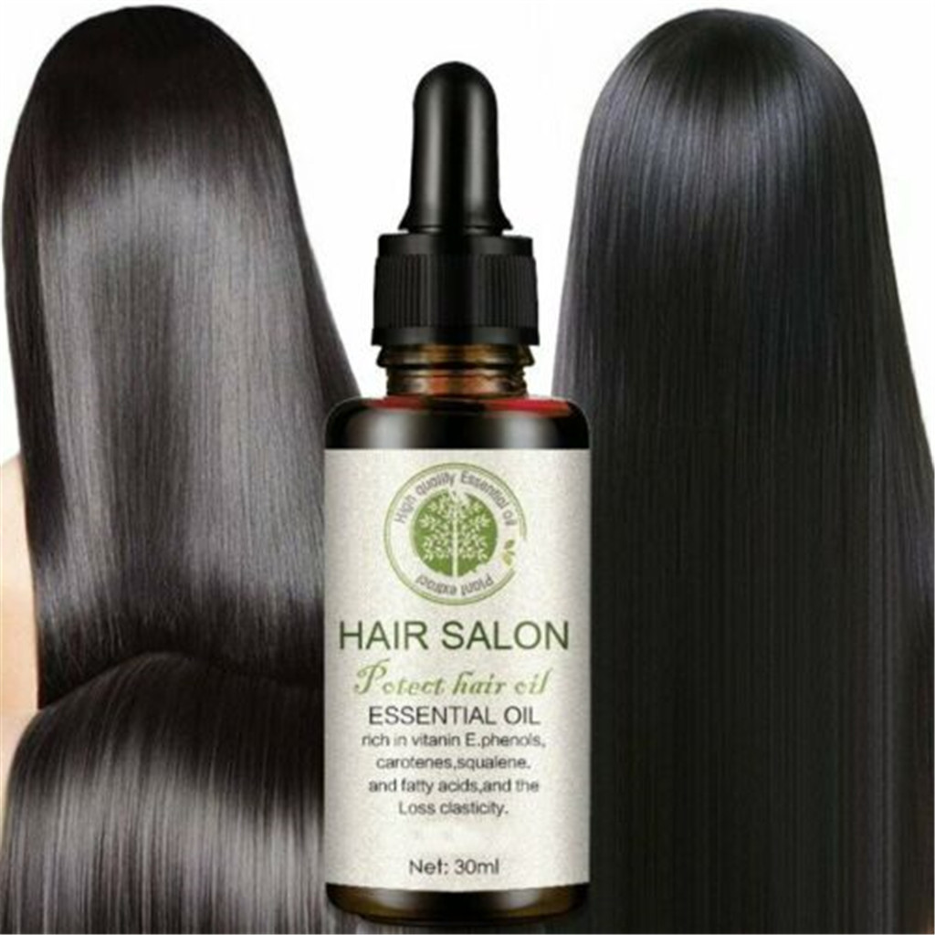 Hair ReGrowth Serum Hair Care Essential Oil Treatment For Soft Hair Pure 30ML Immediate-repair Of Current Damaged Hair