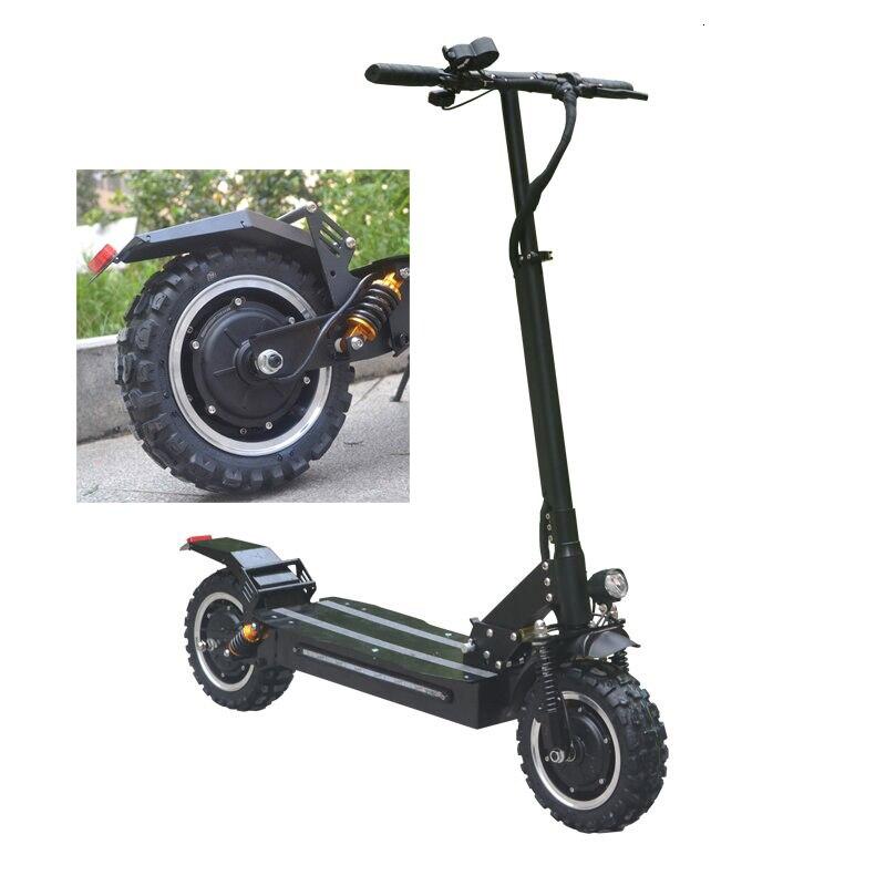 11 polegadas fora da estrada scooter elétrico 60 v 3200 w scooters poderosos fortes a mais alta velocidade pode chegar a 70 km/h