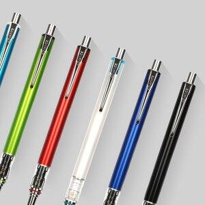Image 5 - 1 pièces japon UNI M5 559 crayon mécanique rotatif 0.3 / 0.5mm Kuru Toga ADVANCE crayon mécanique bas Center de gravité