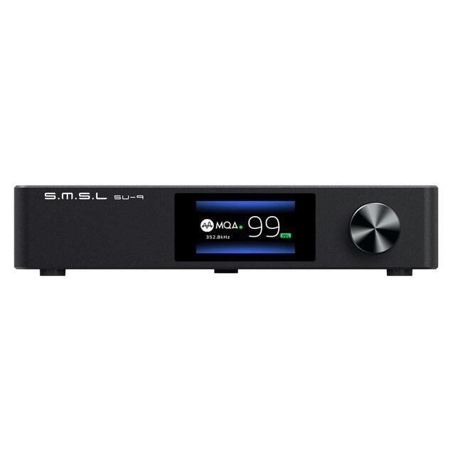 SMSL SU-9 MQA Audio DAC Bluetooth 2