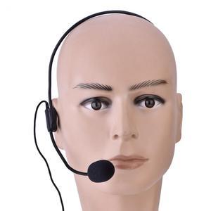 Image 1 - Mini przenośny zestaw słuchawkowy z mikrofonem Microfone 3.5mm Jack Wire Mikrofon do głośnika Mikrofon kolumnowy do głośnika i komputera