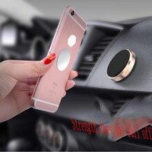 Автомобильный держатель Универсальный сотовый телефон gps Мобильный автомобиль магнитный держатель для gps Hud Pad смартфон Автомобильный держатель Магнитный