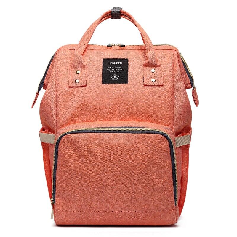 Marque de mode grande capacité bébé sac voyage sac à dos Designer sac d'allaitement pour bébé maman sac à dos femmes porter des sacs de soins