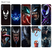 Uyellow Venom Marvel Phone Case For Samsung A10 A20 A30 A40 A50 A60 A70 A80 A20E Cover Galaxy M10 M20 M30 M40 Soft TPU Coque