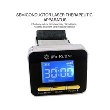 Laser Therapy Device Treatment Hypertension Diabetes Cerebral Laser Blood Clean Laser Therapeutic Laser Blood Clean