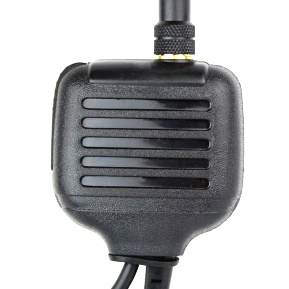 For TRI TCA/AN PRC152 PRC148 Radio Speaker Microphone with UHF VHF antenna, Walkie-talkie speaker Microphone for PRC-148 PRC-152