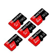Tarjeta de memoria SD inteligente, capacidad Real, 32gb, 4gb, 8gb, 16gb, 64gb, SDHC, SDXC, Transflash, TF, con adaptador gratuito