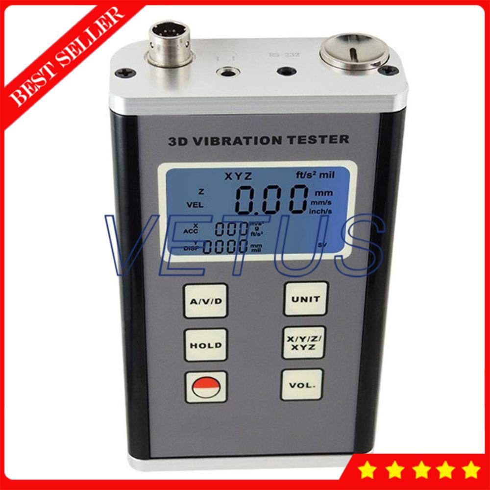 HOT SALE] VM 6380 3 Axis Accelerometer XYZ Digital Vibration