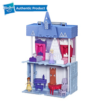 Hasbro Disney Frozen Pop Adventures Arendelle Castle Playset With Handle Including Elsa Doll AnnaDoll and 7 Accessories