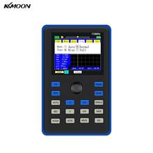 Kkmoon DSO1C15 Profesional Digital Oscilloscope 500 Ms/s Sampling Rate 110MHz Analog Bandwidth Dukungan Gelombang Penyimpanan(China)