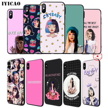 IYICAO Melanie Martinez Soft Phone Case for iPhone 11 Pro XR X XS Max 6 6S 7 8 Plus 5 5S SE Silicone TPU 7 Plus iyicao snow mountain soft phone case for iphone 11 pro xr x xs max 6 6s 7 8 plus 5 5s se silicone tpu 7 plus
