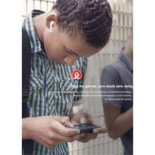 חדש לגמרי עבור apple תרמילי אלחוטי Bluetooth אוזניות & ראש טלפון נייד טלפון Mac שעון סמסונג Xiaomi
