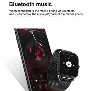 Image 4 - Đồng Hồ Thông Minh Smartwatch IP68 Chống Nước Điện Tâm Đồ Đồng Hồ Thông Minh Huyết Áp Đo Nhịp Tim Theo Dõi Sức Khỏe DT X DTX 1.78 Màn Hình HD Cho android