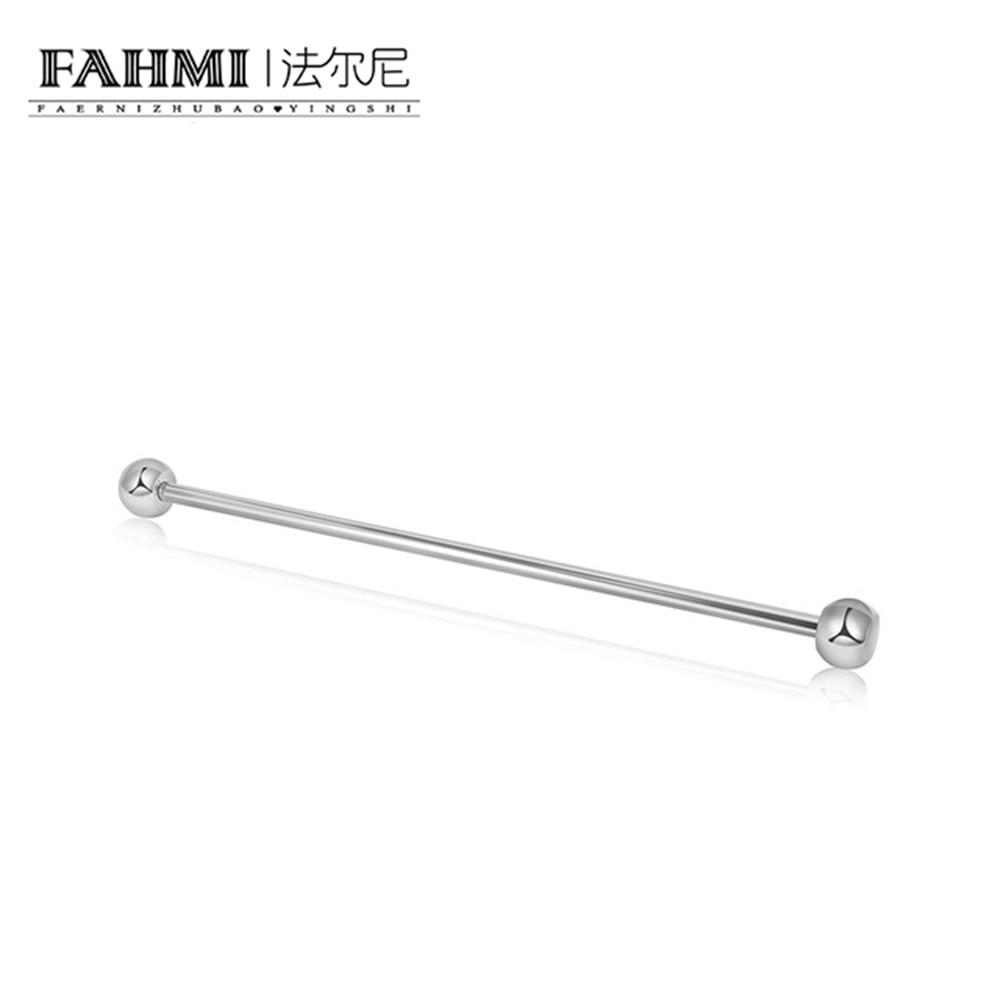 FAHMI 1 Box / 4 Pieces Of Goods Straight Bone Jewelry And Fit Pandoras Charm Box Accessories