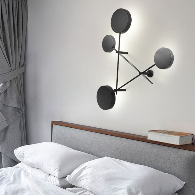 Купить настенные светодиодсветодиодный лампы в скандинавском стиле картинки цена