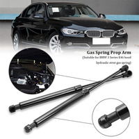 2 PCS For BMW E46 323Ci 323i 325i 328i 330Ci  Car Bonnet Hood Lift Supports Rods Spring Shock Absorbe Gas Struts|Shock Absorber& Struts| |  -