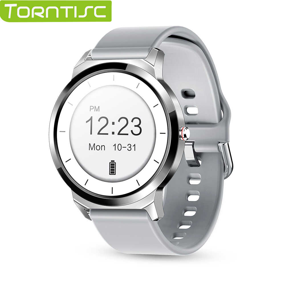 Torntisc H6pro Smart Watch Men Women Blood Pressure Heart Rate Detection LifeWaterproof Alarm Smartwatch for Android Apple Phone